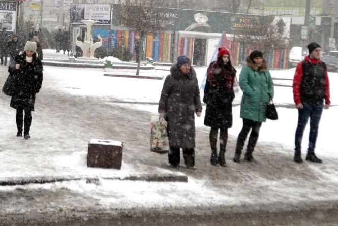 Підсковзнувся і в гіпс: скільки хмельничан травмувалося відколи випав сніг