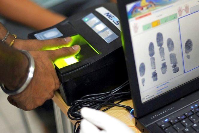 Цього тижня  на кордоні з Росією почне діяти біометричний контроль