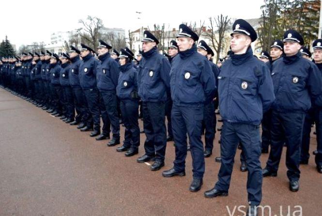 Два роки на службі: оцініть роботу патрульної поліції Хмельницького