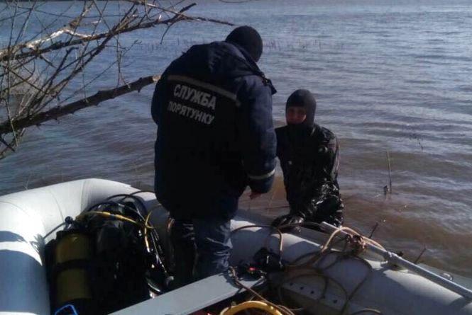 У Смотричі знайшли тіло чоловіка, якого шукали 5 днів