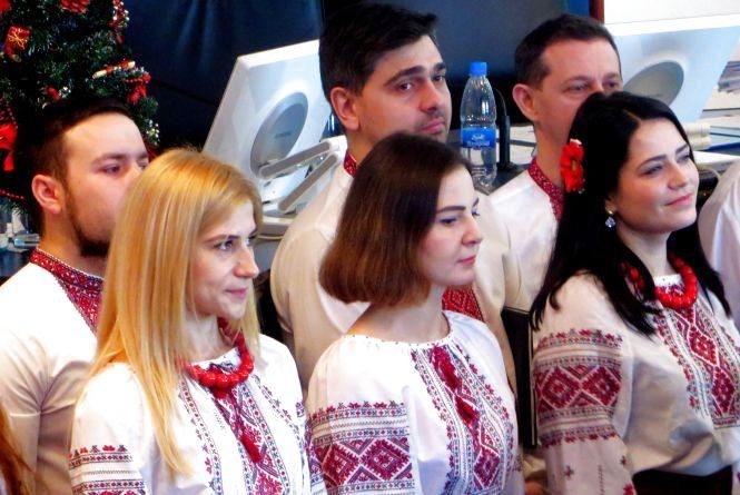 Варто переглянути: як співали для депутатів Хмельницького (ВІДЕО)