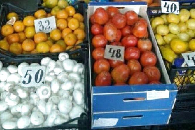 На ринках Хмельницького міняють цінники. Як подорожчали овочі та фрукти