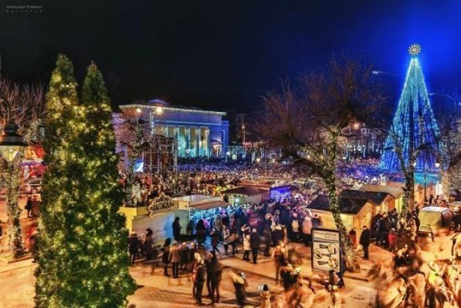 Як розважатимуть хмельничан в центрі міста у новорічну ніч