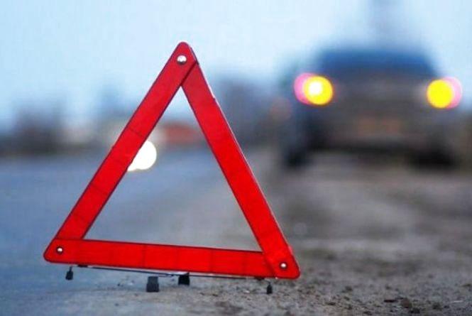 У Хмельницькому районі львів'янин протаранив два «ВАЗи»