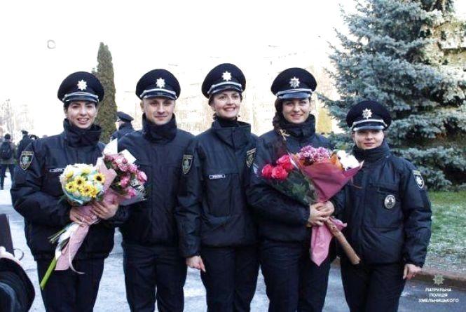 У Хмельницькому оголосили черговий набір в патрульну поліцію
