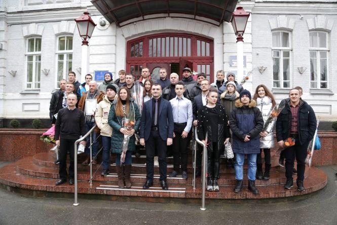 Кращі спортсмени Хмельницького отримуватимуть стипендію від міської ради