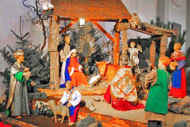 Різдво у храмах Хмельницького. Розклад богослужінь