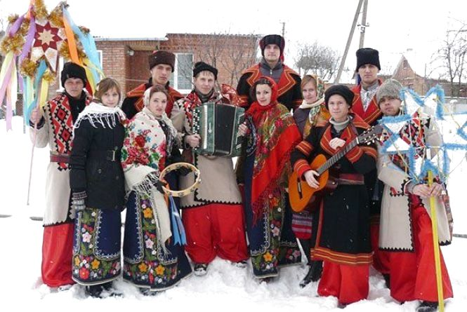 ТОП-5 українських колядок у переддень Різдва