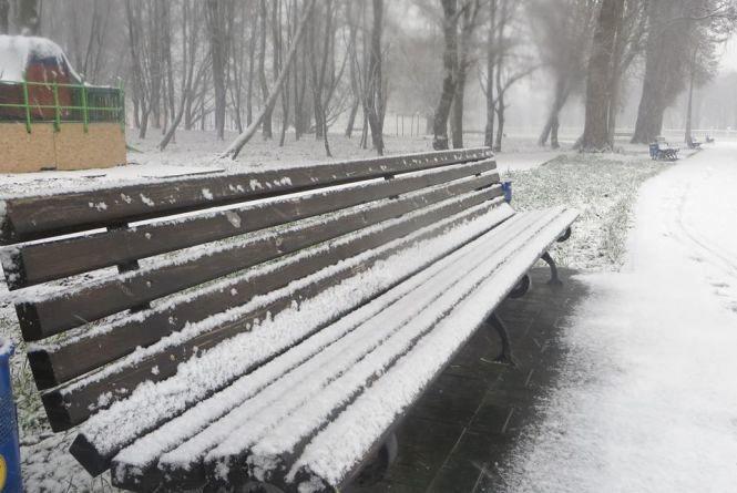 Синоптики обіцяють морозний та не сніжний Старий Новий рік у Хмельницькому