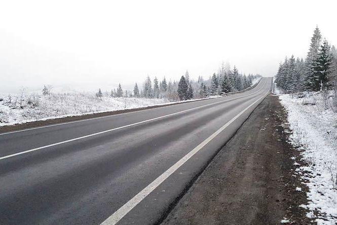 Дорожники запевняють, що траси Хмельницької області розчищені