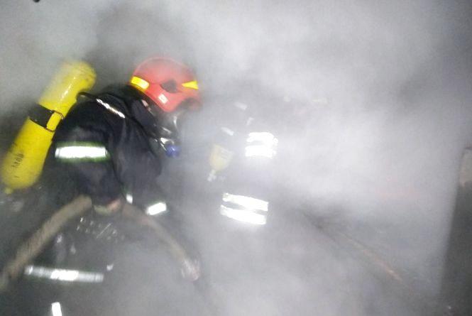 У Новоушицькому районі у власному будинку згорів 67-річний чоловік