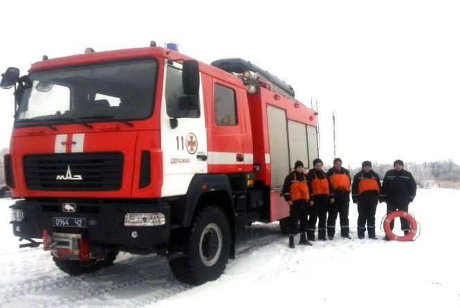 Понад сто рятувальників працюватимуть біля водойм Хмельниччини на Водохреще