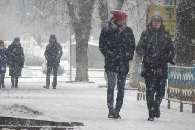 Чи прибирають сніг на вулиці та у дворах Хмельницького? (ОБГОВОРЕННЯ)