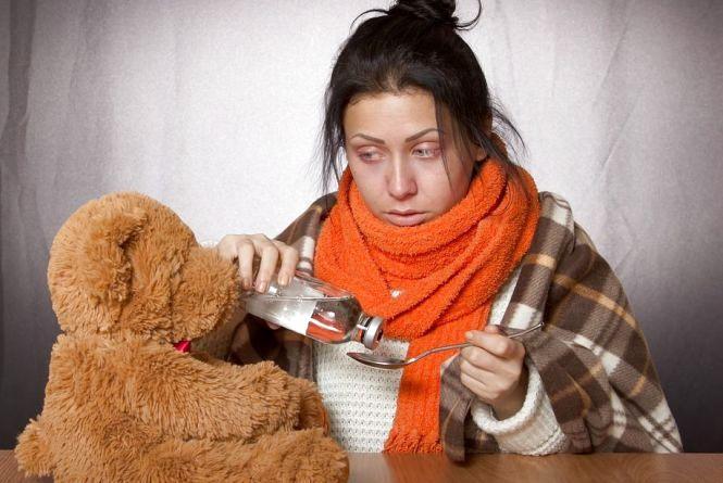 Епідемія грипу оминула Хмельниччину. На ГРВІ хворіє ще 5000 людей