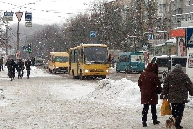 Влада готує чергові зміни в схемі руху громадського транспорту Хмельницького