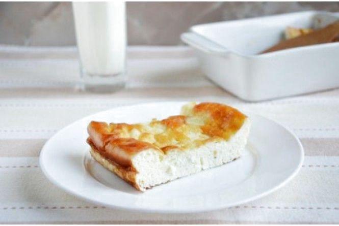 Смачний і швидкий сніданок: готуємо омлет у духовці