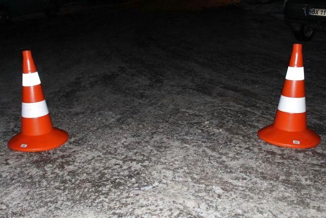 У Хмельницькому районі «ЗІЛ» збив велосипедиста. Чоловік у лікарні