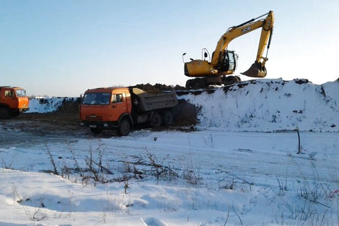 У Хмельницькому почали будувати дорогу, яка з'єднає Озерну і Старокостянтинівське шосе