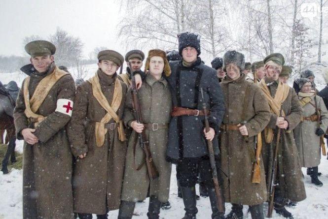У Хмельницькому покажуть фільм пам'яті про Героїв Крут