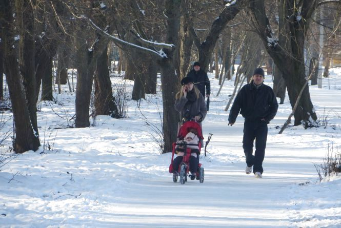 На Україну суне тепла атлантична маса: якої погоди чекати хмельничанам з понеділка, 29 січня