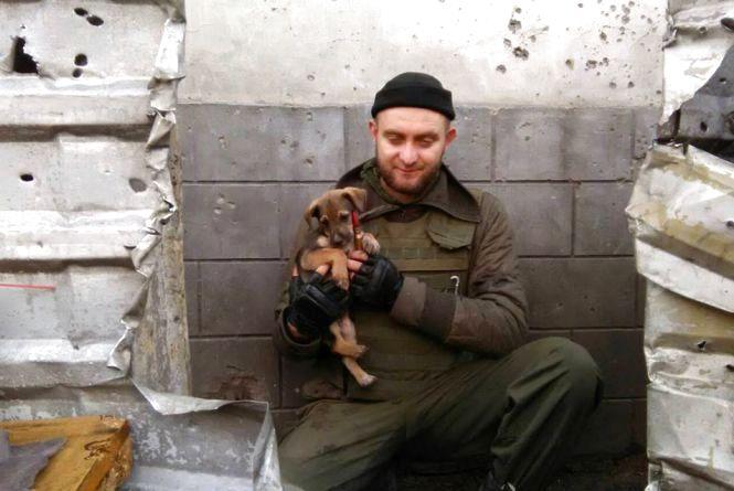 В зоні АТО загинув 28-річний нацгвардієць з Полонного