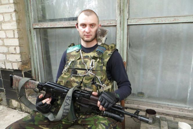 Полонне прощатиметься з загиблим в АТО 28-річним Мирославом Сливкою