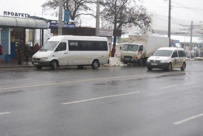 Звільнили водія 35-ої маршрутки, який відмовився везти дочку загиблого учасника АТО