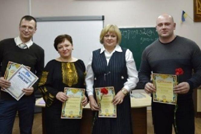 На Хмельниччині визначилися із кращими вчителями області