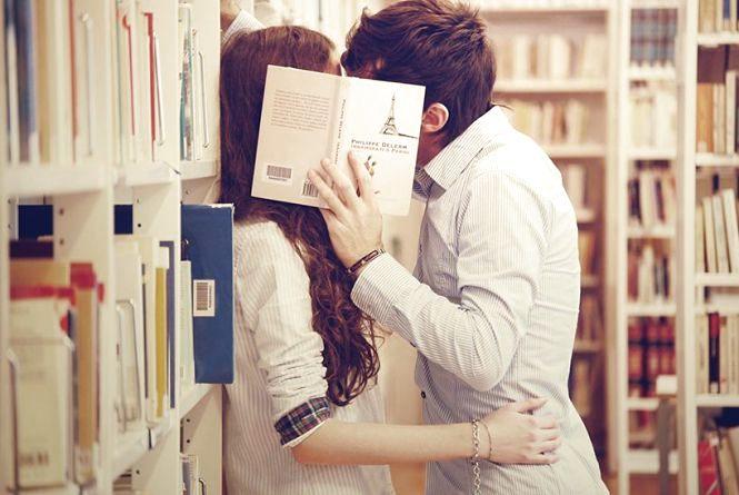 Книжки до Валентина. Що можна почитати і коханій людині подарувати
