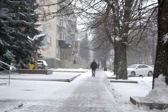 Із запізненням, але зима прийшла: якою буде погода у Хмельницькому в понеділок, 12 лютого