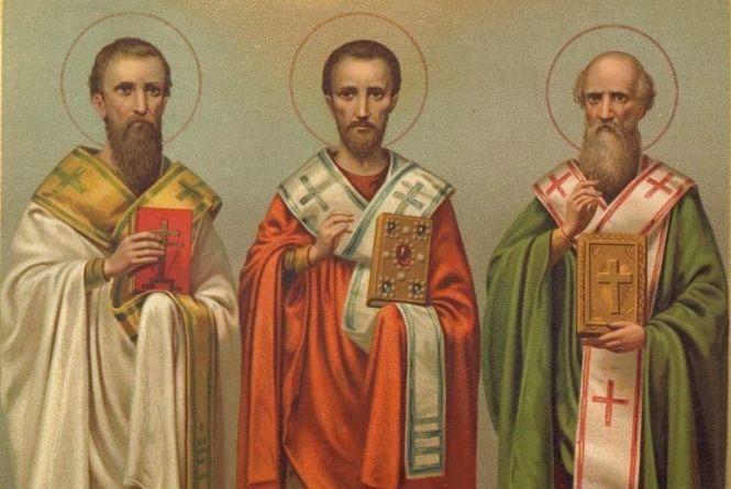 """12 лютого –  Трьох Святих. Сьогодні голок до рук не беруть та кохання """"прив'язують"""""""