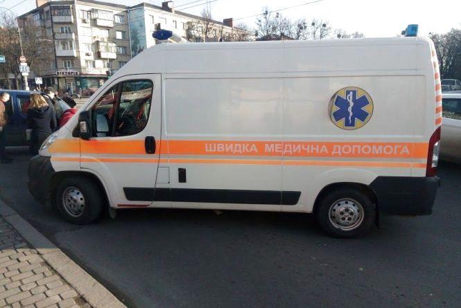 Внаслідок аварії на Соборній постраждала 81-річна хмельничанка