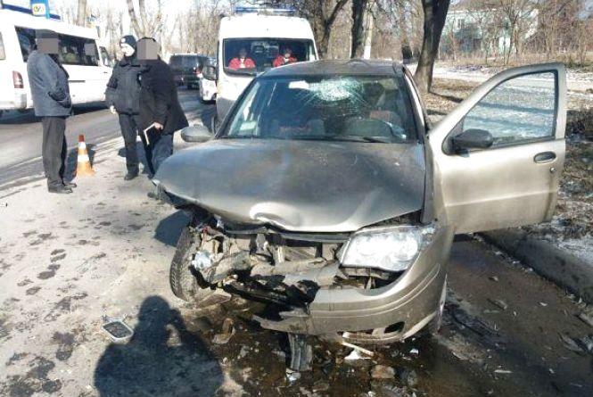 Хроніка ДТП у Хмельницькому:  які авто найчастіше потрапляли у аварії