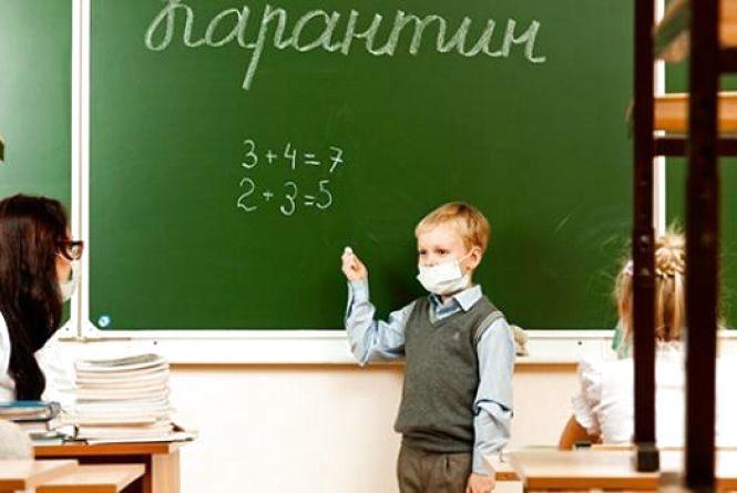 З 13 лютого деcять хмельницьких шкіл закривають на карантин (ОНОВЛЕНО)