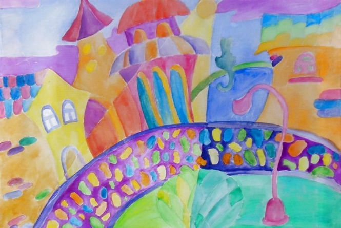 У Хмельницькому школярі продаватимуть свої картини на допомогу бійцям АТО