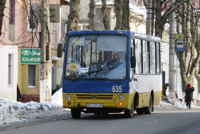 У Хмельницькому шукають перевізників на 12 маршрутів