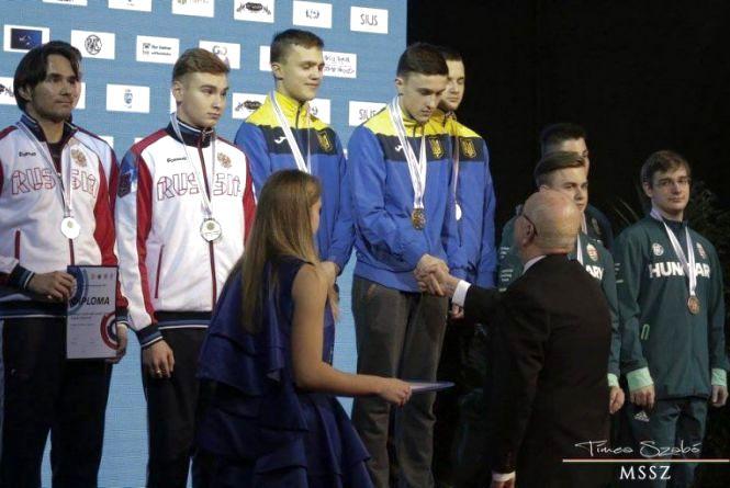 """Одразу шість медалей """"настріляли"""" хмельничани на чемпіонаті Європи"""