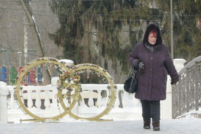 До -19 морозу і кучугури снігу: як виглядає Хмельницький у перший день весни