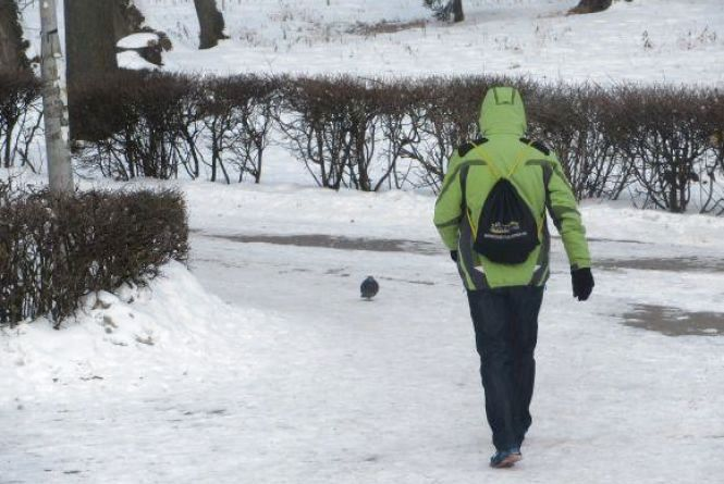 Весна? Хмельничанам прогнозують сніг та кусючий мороз найближчими днями