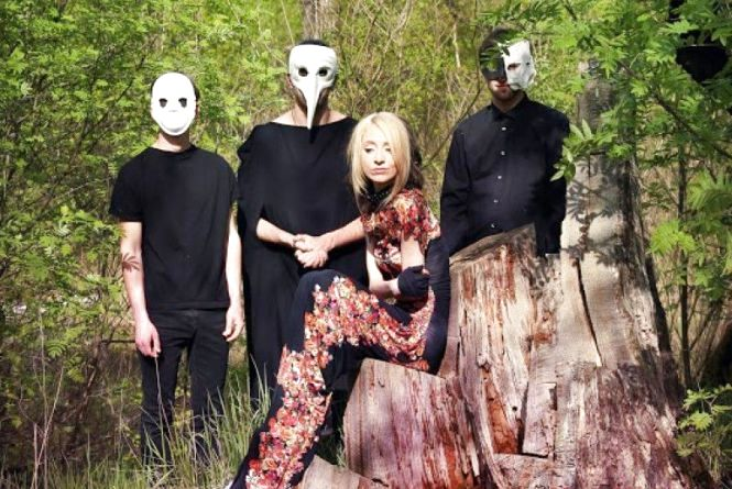 """""""Vivienne Mort"""" представить у Хмельницькому свій новий та вражаючий альбом"""