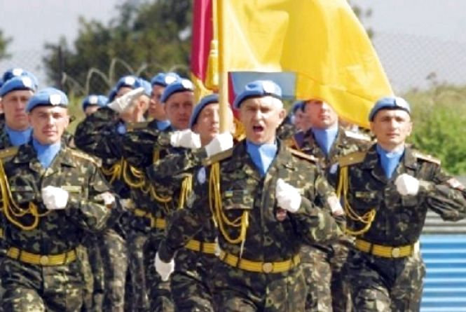 2 березня - День професійного сержанта в Україні