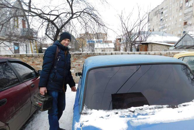 """""""Мою машину обікрали вдруге"""", - будівельник Іван про свої """"Жигулі"""""""