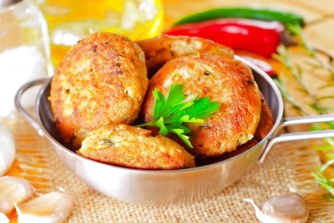 Овочеві котлети: рецепт чудового сніданку в піст
