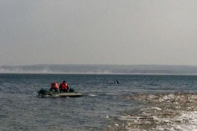 У водосховищі ХАЕС знайшли тіло 31-річного рибака, який зник два дні тому