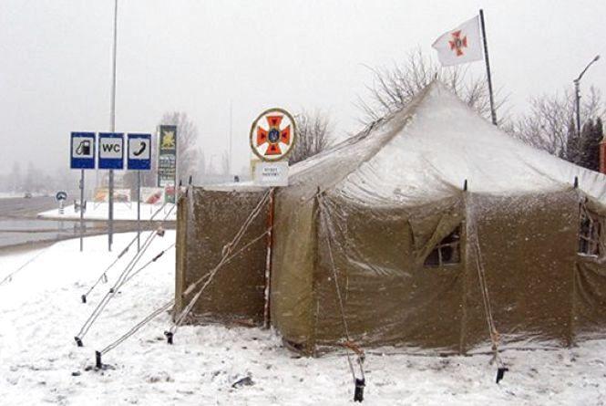 Снігохід і пункти обігріву: Хмельниччина готується до негоди