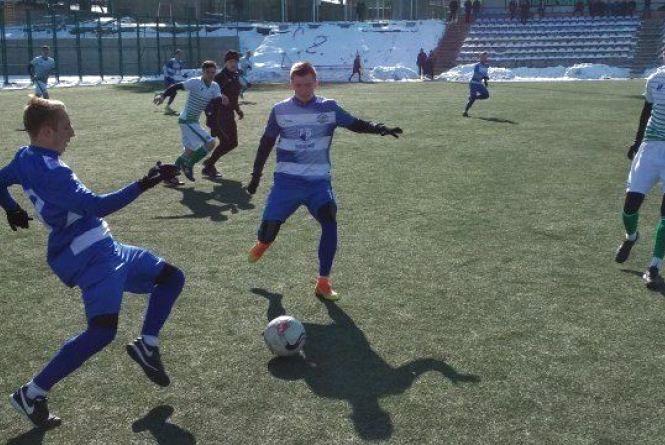 Хмельницьке «Поділля» зіграло останній контрольний матч