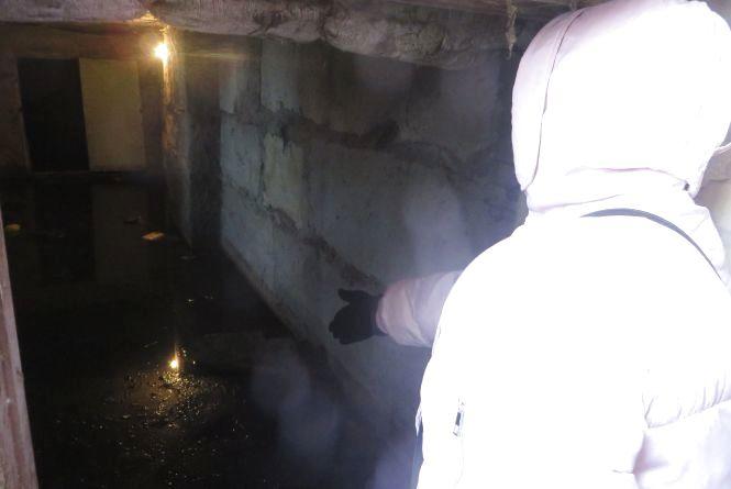 """""""Хто ж піде туди плавати?"""", - мешканці будинку на проспекті Миру про затоплений підвал"""
