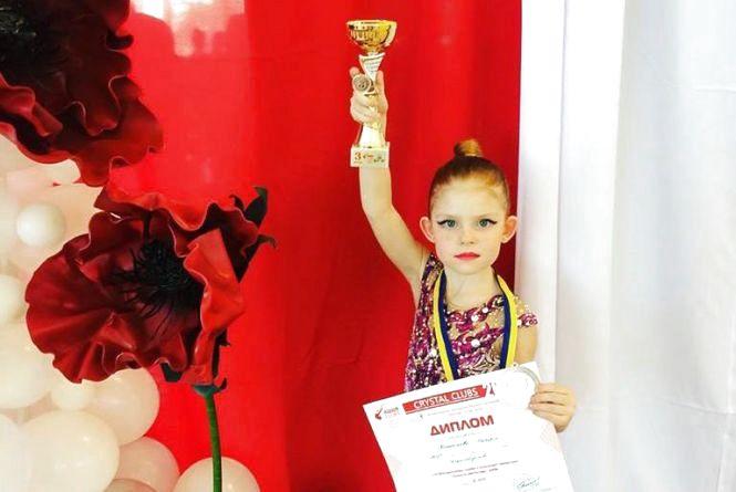 Гімнастки з Хмельницького здобули нагороди на міжнародному турнірі