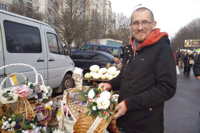 Ранковий ярмарок на Прибузькій: що купували хмельничани