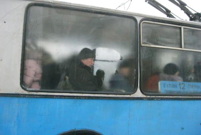 Тролейбуси № 12, 14 і 16 знову змінять маршрут